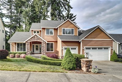 Puyallup Single Family Home For Sale: 2915 21st Av Ct SE