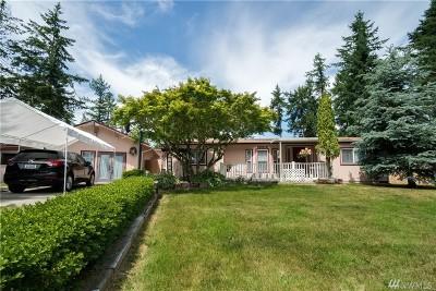 Spanaway Single Family Home For Sale: 23310 46th Av Ct E