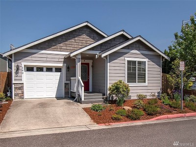 Everett Condo/Townhouse For Sale: 209 93rd Place SW