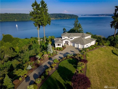 Gig Harbor Single Family Home Contingent: 1102 115th Ct NW