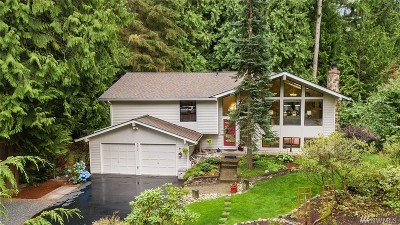 Woodinville Single Family Home For Sale: 18818 197th Ave NE