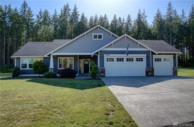 Stanwood Single Family Home Contingent: 26226 12th Dr NW