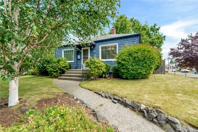 Tacoma Single Family Home For Sale: 2201 N Proctor St