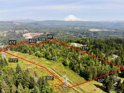 Graham Residential Lots & Land For Sale: 15901 243rd St E