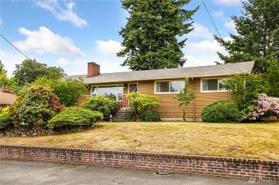 SeaTac Single Family Home For Sale: 18939 34th Ave S
