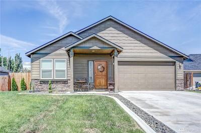 Moses Lake WA Single Family Home For Sale: $244,500