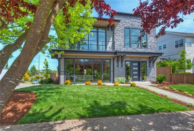 Seattle Single Family Home For Sale: 8070 25th Ave NW