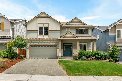 Poulsbo Single Family Home For Sale: 1877 NW Claret Lp