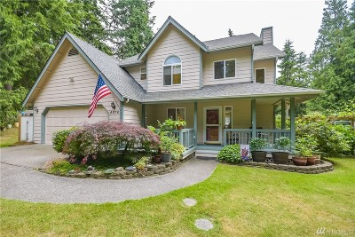 Clinton Single Family Home Pending Inspection: 4070 Kimmich Ct
