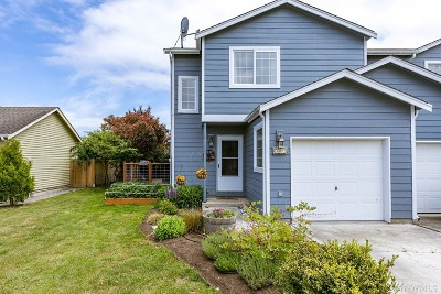 Coupeville Single Family Home Pending Inspection: 407 NW Meadow Ct