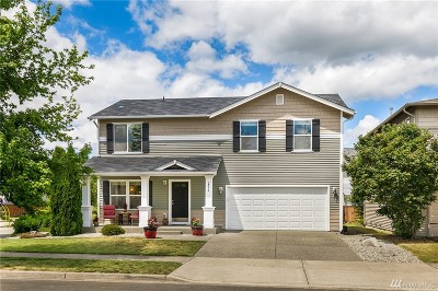 Tumwater Single Family Home For Sale: 2014 Pleasure Dr SE
