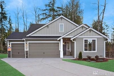 Bonney Lake Single Family Home For Sale: 21222 113th Street Ct E (Lot 8)
