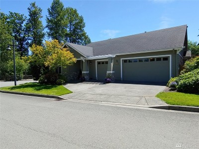 Redmond Single Family Home For Sale: 23769 NE 116th Place