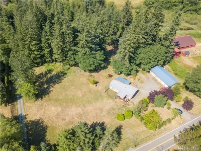 Custer Single Family Home For Sale: 3118 Behme Rd