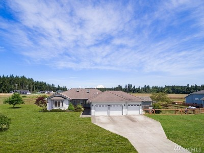 Yelm Single Family Home For Sale: 12334 Maxvale Dr SE