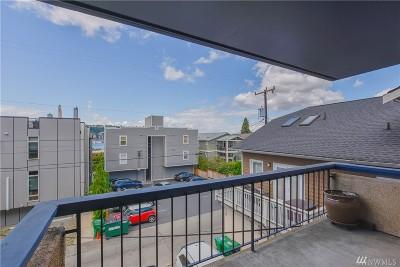 Condo/Townhouse For Sale: 2219 Eastlake Ave E #302
