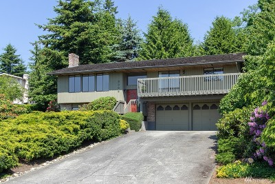 Mukilteo Single Family Home For Sale: 8009 47th Place W