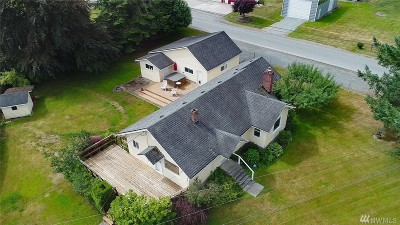 Skagit County Single Family Home For Sale: 22786 State Route 9