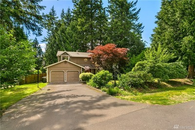 Sammamish Single Family Home For Sale: 2005 224th Place NE