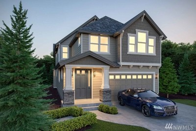 Redmond Single Family Home For Sale: 11453 174th Ave NE