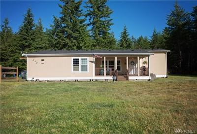 Mason County Single Family Home Pending Inspection: 230 W Salsman Lane
