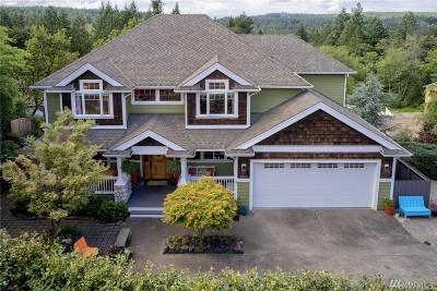 Pierce County Single Family Home For Sale: 4507 74th Av Ct NW