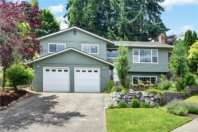 Kirkland Single Family Home For Sale: 12932 NE 133 Place