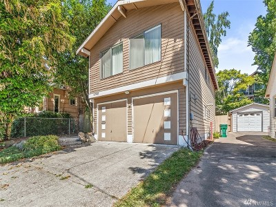 Seattle Single Family Home For Sale: 6740 25th Ave NW