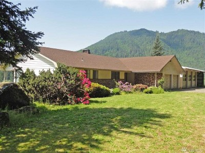 Lewis County Single Family Home For Sale: 221 Mienars Rd