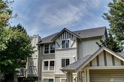 Issaquah Condo/Townhouse For Sale: 4419 249th Terr SE