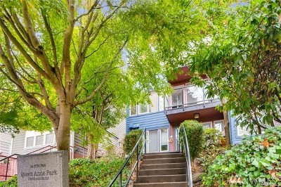 Seattle Condo/Townhouse For Sale: 29 Etruria St #A304
