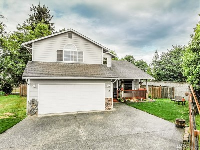 Granite Falls Single Family Home For Sale: 712 N Granite Ave