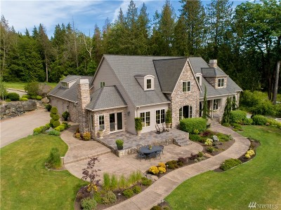 Skagit County Single Family Home For Sale: 3801 Colony Mountain Dr