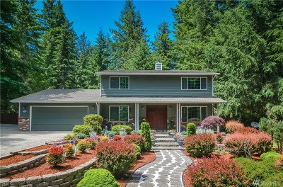 Olympia Single Family Home For Sale: 5245 Libby Rd NE