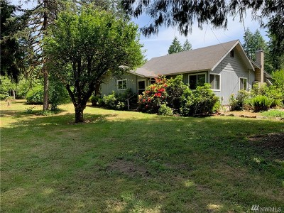 Olympia Single Family Home For Sale: 8234 Littlerock Rd SW