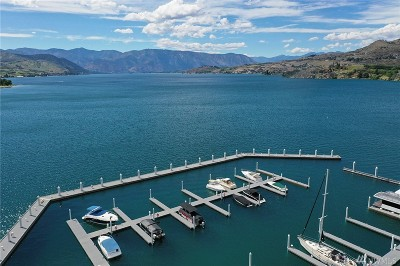 Chelan Condo/Townhouse For Sale: 1350 W Woodin Ave #A13
