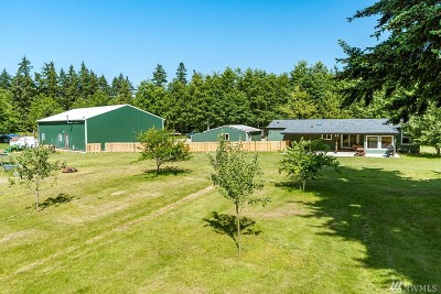 Coupeville Single Family Home Pending: 648 Keystone Hill Rd