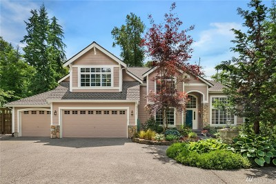 Carnation, Duvall, Fall City Single Family Home For Sale: 33215 NE 122nd St