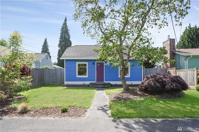 Snohomish Single Family Home For Sale: 414 Cypress Ave