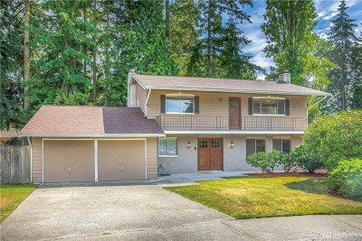 Kirkland Single Family Home For Sale: 11601 NE 150th Place