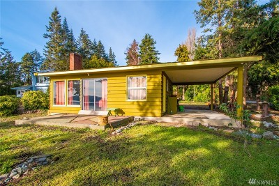 Bow Single Family Home Pending Feasibility: 10030 Samish Island Rd