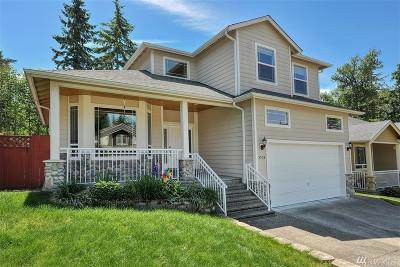 Bellingham Single Family Home For Sale: 3508 Skylark Lp