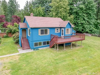 Maple Valley Single Family Home For Sale: 19527 SE 237th St