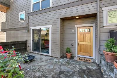 Seattle Single Family Home For Sale: 11 W Dravus St #B