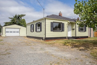 Tacoma Single Family Home For Sale: 808 S Hawthorne St