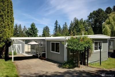 Bellingham Mobile Home Sold: 4000 Flynn St #96