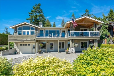 Whatcom County Single Family Home For Sale: 5770 Nakat Wy