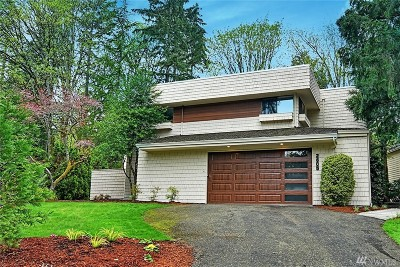 Sammamish Single Family Home For Sale: 2605 Sahalee Dr E
