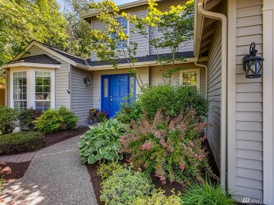 Issaquah Single Family Home For Sale: 24405 SE 46th Ct