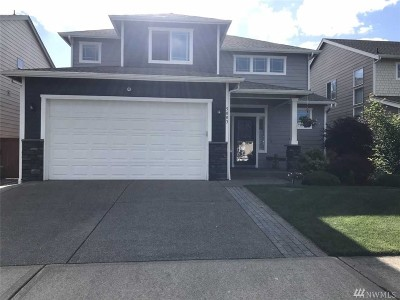 Olympia Single Family Home For Sale: 5003 Black Rock Lp SE